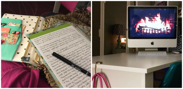 Writing Ritual